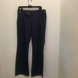 Lululemon StripeWide Leg Yoga Pants